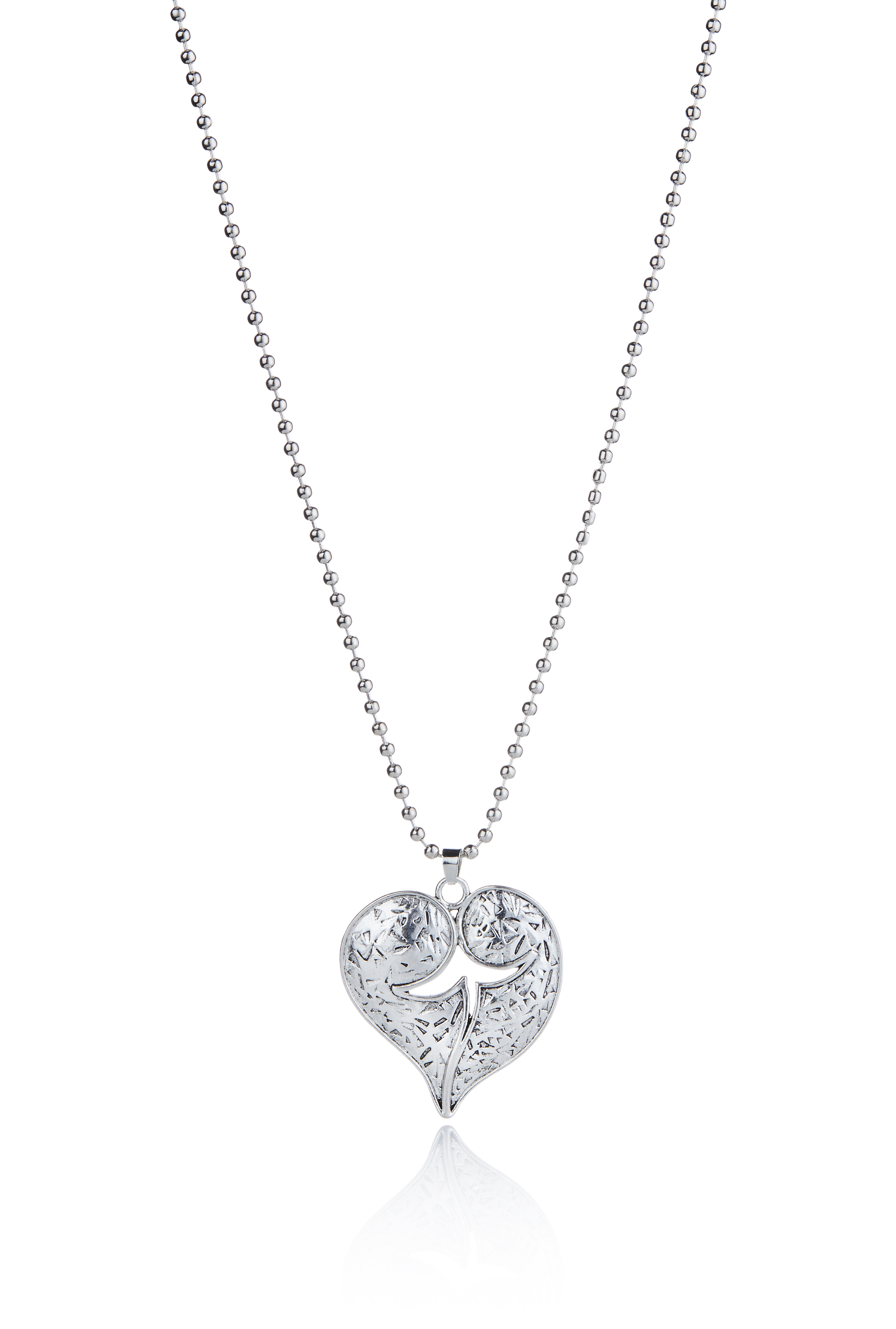 Engraved large heart pendant ask jewellery engraved large heart pendant mozeypictures Gallery